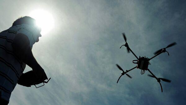 Brasil prohíbe los drones sobre aglomeraciones de cara a Río 2016 - Sputnik Mundo
