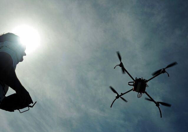 Dron civil