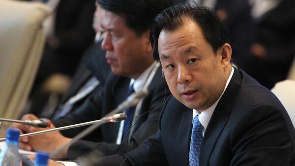 Lu Hao, gobernador de la provincia de Heilongjiang - Sputnik Mundo