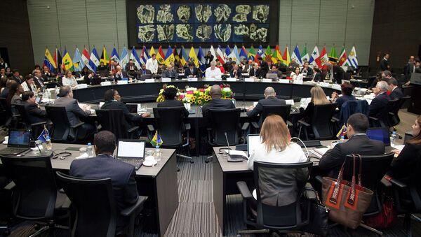 Reunión de Coordinadores de la CELAC en Quito - Sputnik Mundo