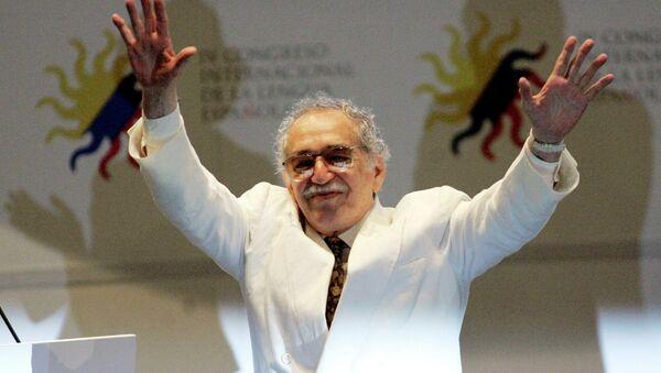 Gabriel García Márquez, escritor colombiano - Sputnik Mundo