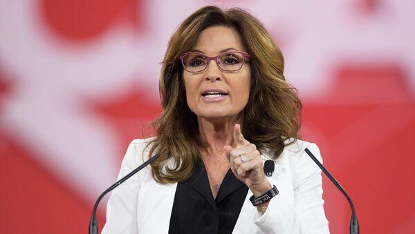 Sarah Palin (archivo) - Sputnik Mundo