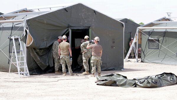 Militares de la OTAN en la base aérea de Zaragoza - Sputnik Mundo