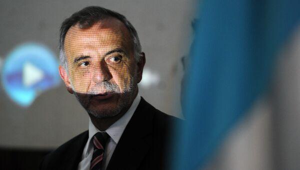 Iván Velásquez, jefe de la Comisión Internacional Contra la impunidad en Guatemala (CICIG) - Sputnik Mundo