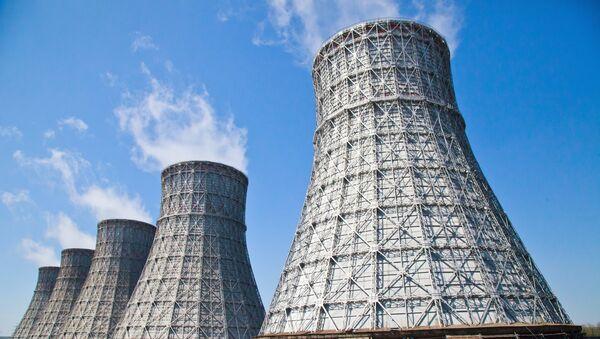 Central energética en Rusia - Sputnik Mundo