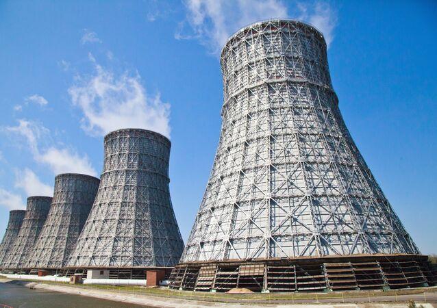 Plantas nucleares en Rusia