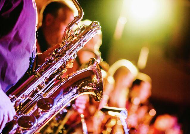 Los músicos (archivo)