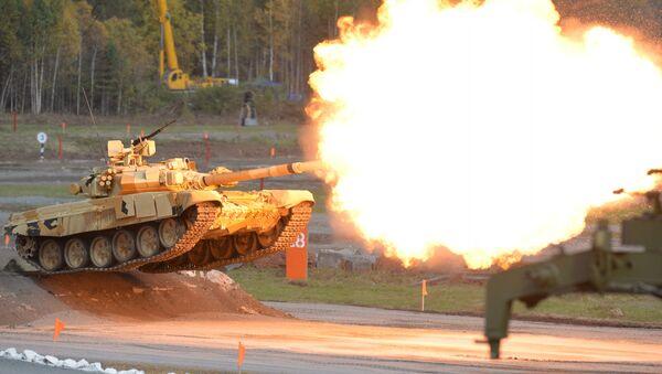 T-90A - Sputnik Mundo
