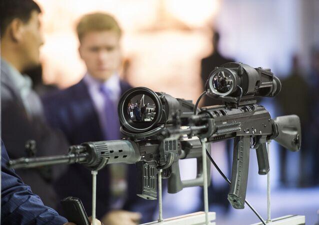 Exposición de armas Russia Arms Expo (archivo)