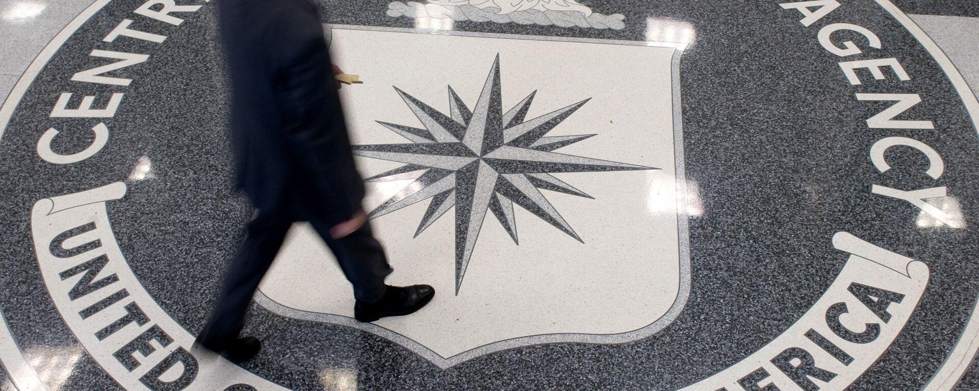El logo de la CIA - Sputnik Mundo, 1920, 05.05.2021