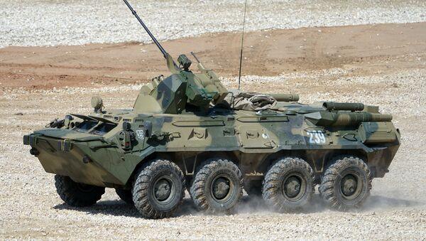 BTR-82A - Sputnik Mundo