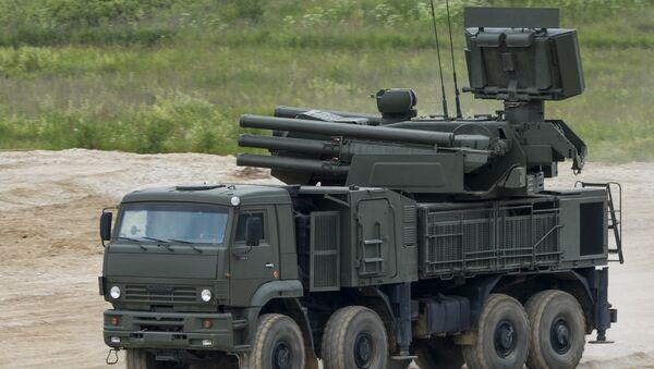 Complejo de artillería antiaérea Pantsir-S - Sputnik Mundo