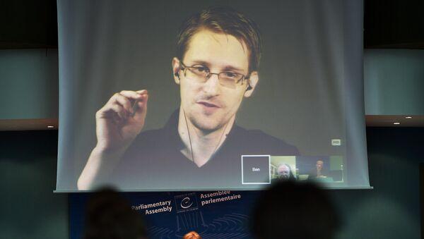 Edward Snowden - Sputnik Mundo