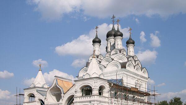 Iglesia de la Anunciación en Mitischi - Sputnik Mundo