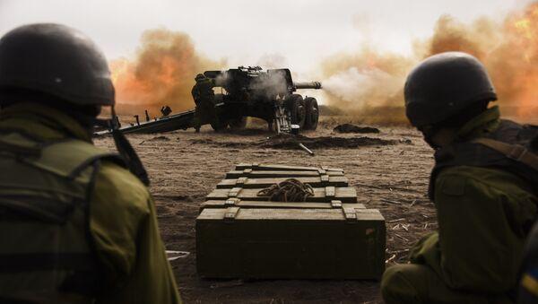 Ejército ucraniano - Sputnik Mundo