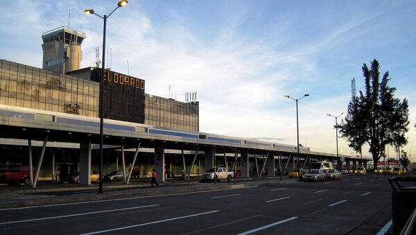Aeropuerto El Dorado de Bogotá - Sputnik Mundo