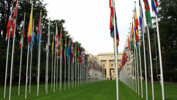 Oficina de la ONU en Ginebra - Sputnik Mundo