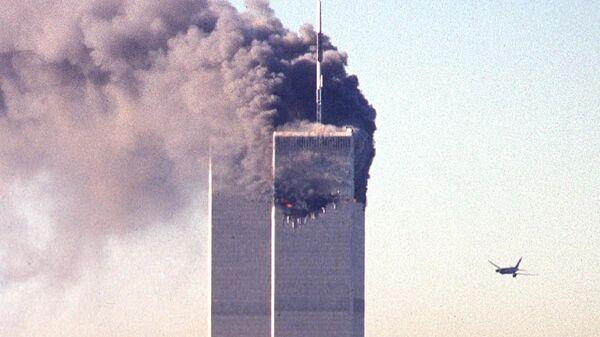 Теракт 11 сентября в Нью-Йорке - Sputnik Mundo