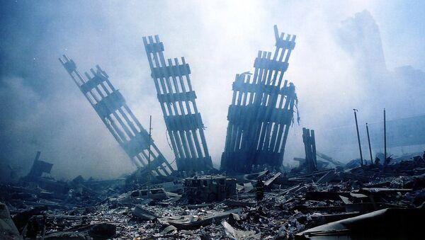 Ruinas tras el S-11 - Sputnik Mundo