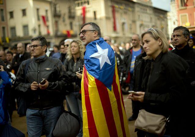 Celebración del Día Nacional de Cataluña