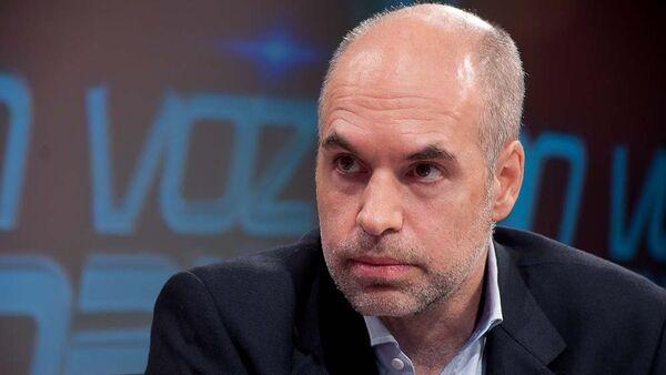 Horacio Rodríguez Larreta - Sputnik Mundo