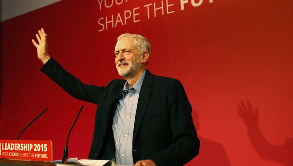 Jeremy Corbyn - Sputnik Mundo