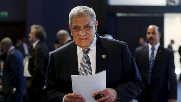 Ibrahim Mahlab, primer ministro de Egipto - Sputnik Mundo