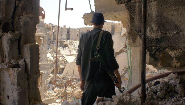 Guerra en Siria - Sputnik Mundo