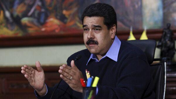 Presidente de Venezuela, Nicolas Maduro - Sputnik Mundo