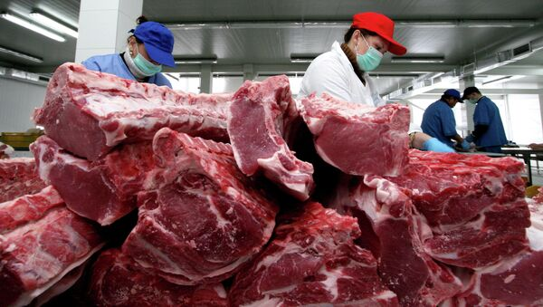 Russia Bans Meat Imports From Montenegro Over Re-export From EU: Watchdog - Sputnik Mundo