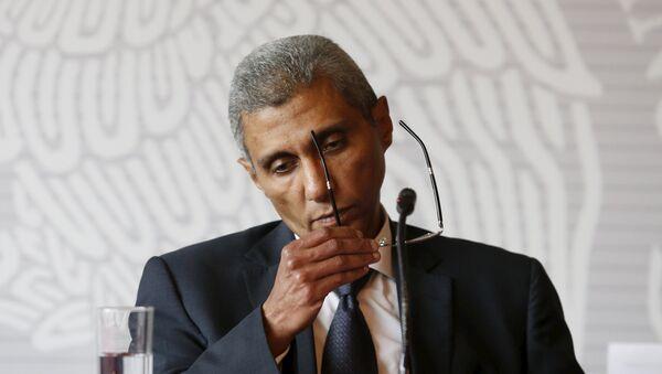 El embajador de Egipto en México, Yasser Mohamed Ahmed Shaban - Sputnik Mundo