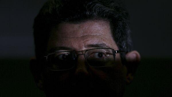 El ministro de Economía y Hacienda de Brasil, Joaquim Levy - Sputnik Mundo