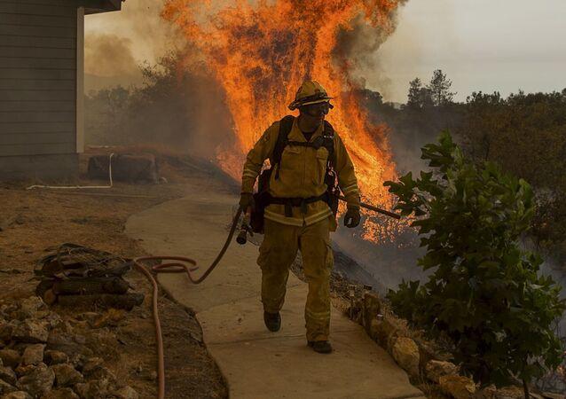 Incendio en EEUU (archivo)