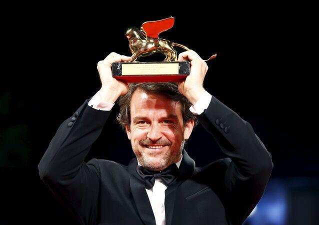 Lorenzo Vigas, director venezolano, recibe el premio León de Oro