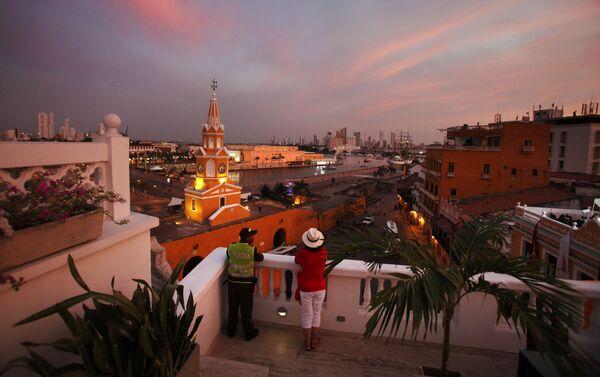 Cartagena, Colombia - Sputnik Mundo