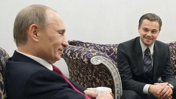 ¿Qué le pidieron a Putin los famosos? - Sputnik Mundo
