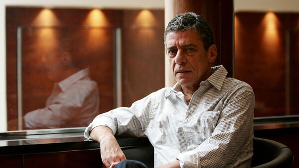Chico Buarque de Hollanda, cantante y compositor brasileño - Sputnik Mundo