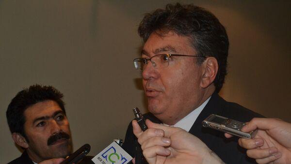 Mauricio Cárdenas Santamaría, ministro de Hacienda de Colombia - Sputnik Mundo