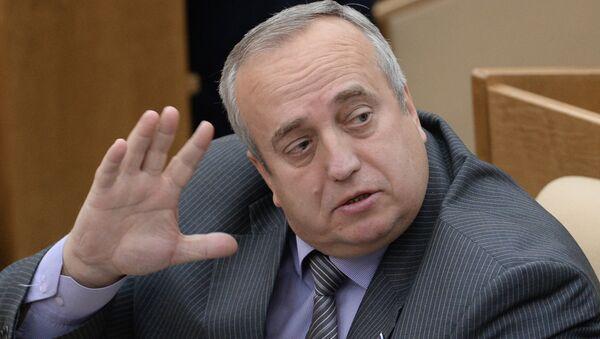 Franz Klintsévich, vicepresidente del Comité de Defensa y Seguridad del Consejo de la Federación de Rusia - Sputnik Mundo