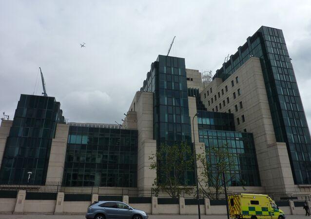 La sede de MI5 en Londres