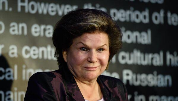 La primera mujer cosmonauta, Valentina Tereshkova - Sputnik Mundo