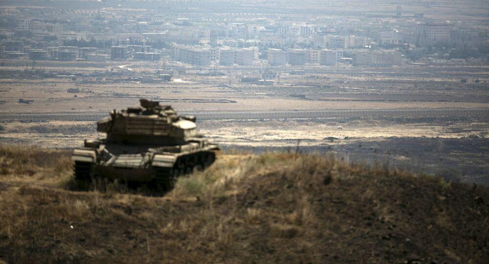 La zona siria de Quneitra (imagen referencial)