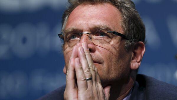 Secretario general de la FIFA, Jérôme Valcke - Sputnik Mundo