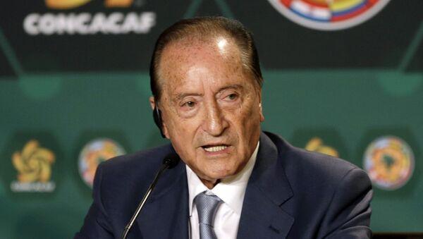 Eugenio Figueredo, expresidente de CONMEBOL - Sputnik Mundo