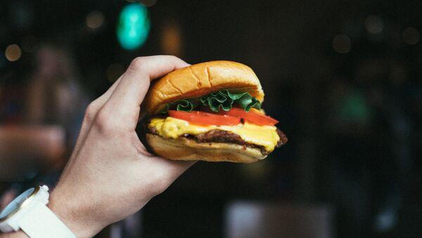 Cheeseburger - Sputnik Mundo