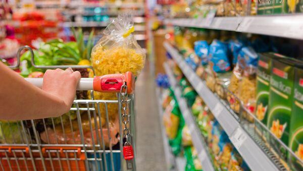 En el supermercado - Sputnik Mundo