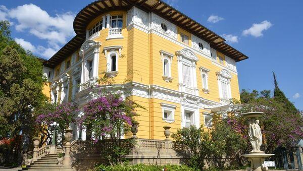 Palacio Portales, Bolivia - Sputnik Mundo