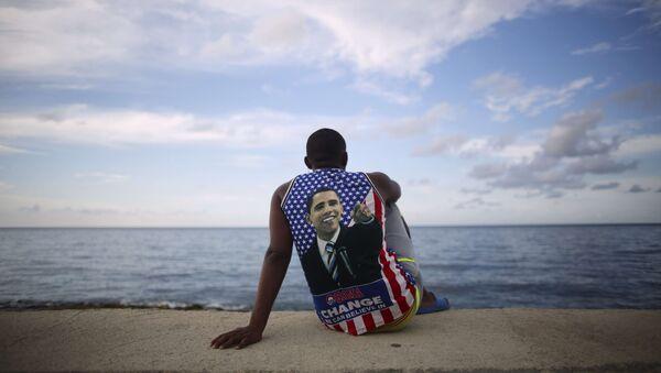 Los líderes de EEUU y Cuba abordan la cooperación bilateral - Sputnik Mundo