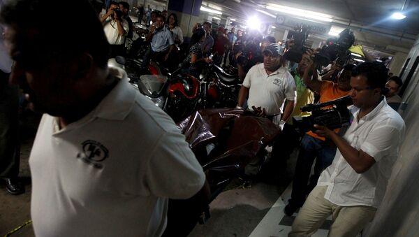 Asesinato complica el juicio por la estafa de los medicamentos en Honduras - Sputnik Mundo
