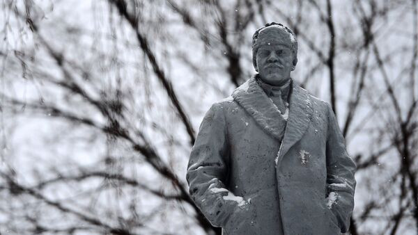 Monumento a Lenin - Sputnik Mundo